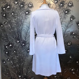 Shanley Robe - Perfect White