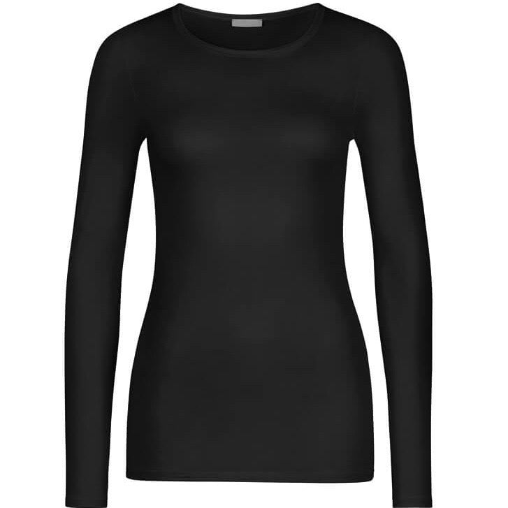 Ultralight Longsleeve Shirt - Black