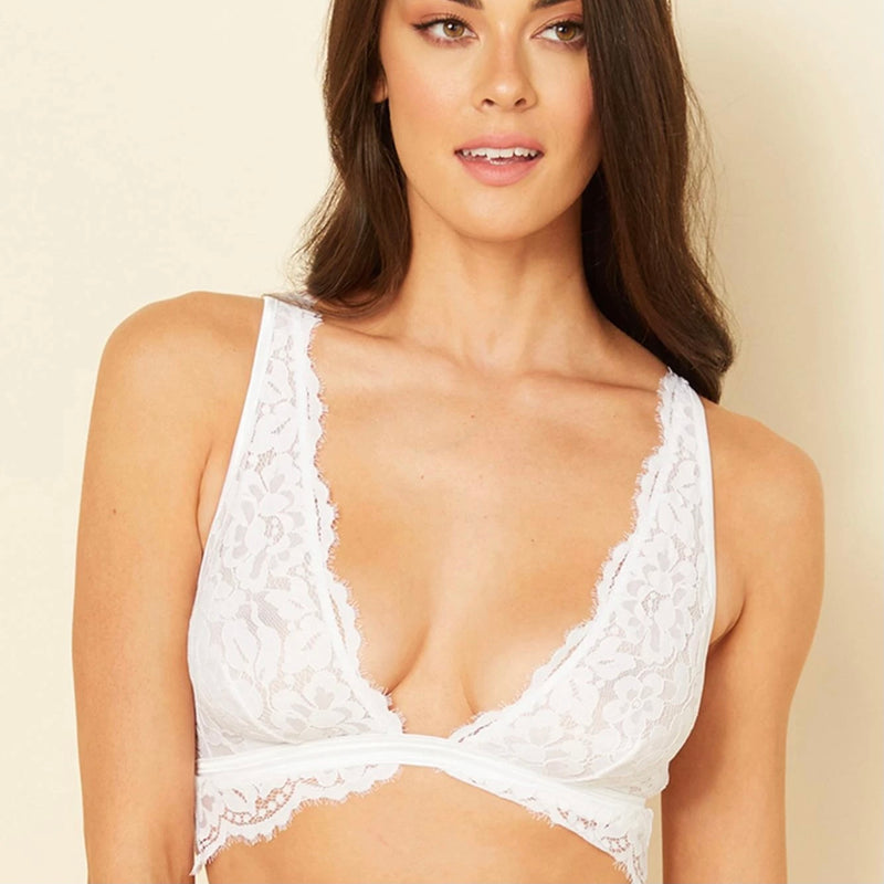 Magnolia Tall Triangle Bra