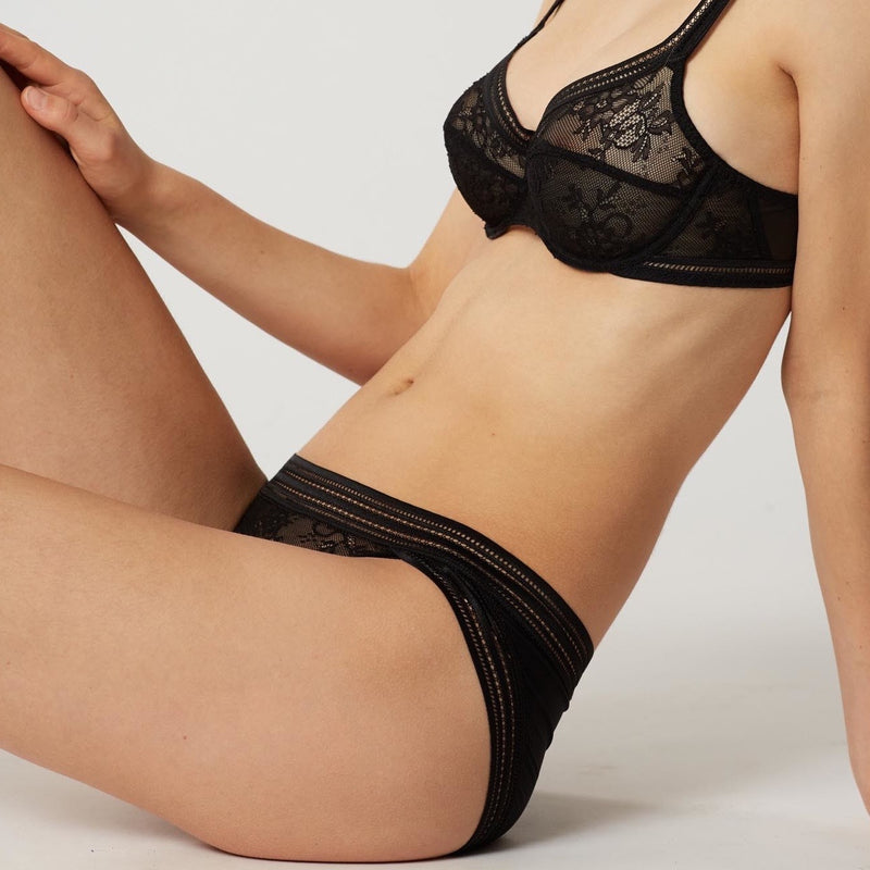 Miss Lejaby Brief - Black