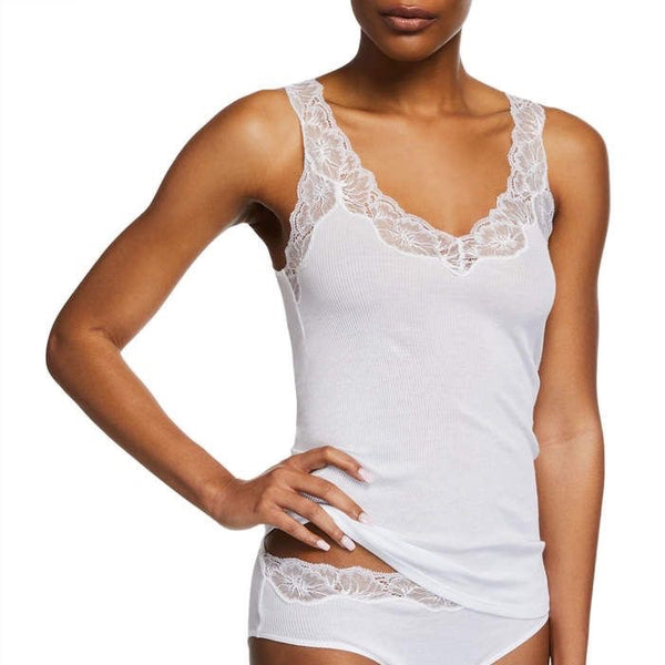 Lace Delight Tank Top