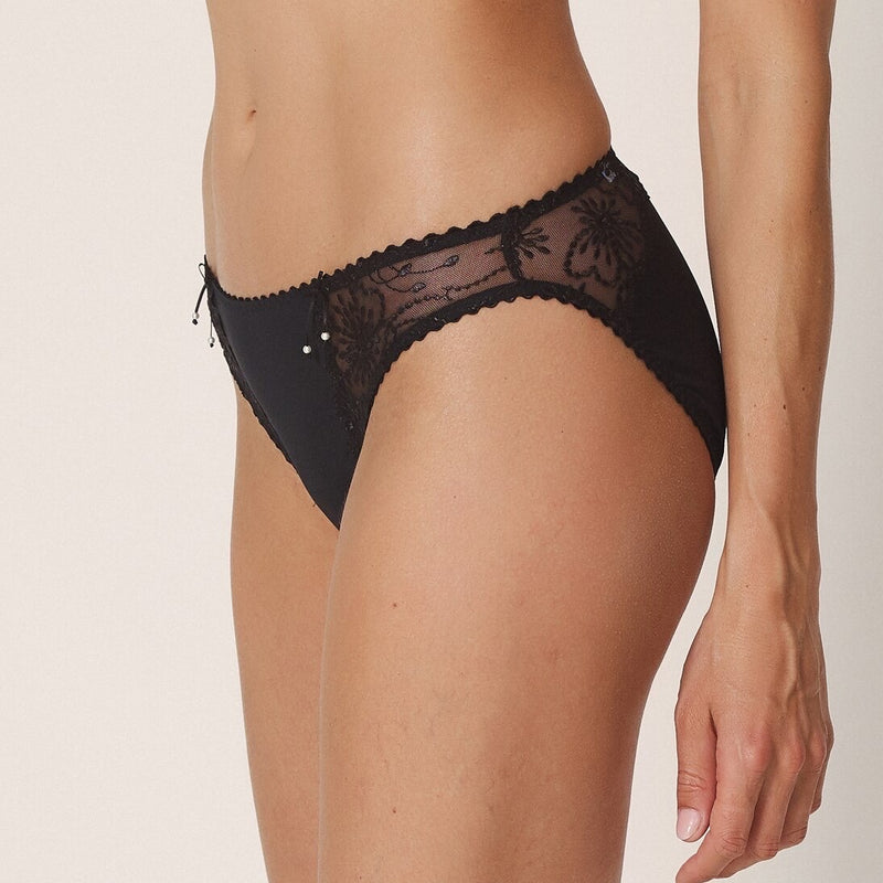 Jane Rio Brief - Black