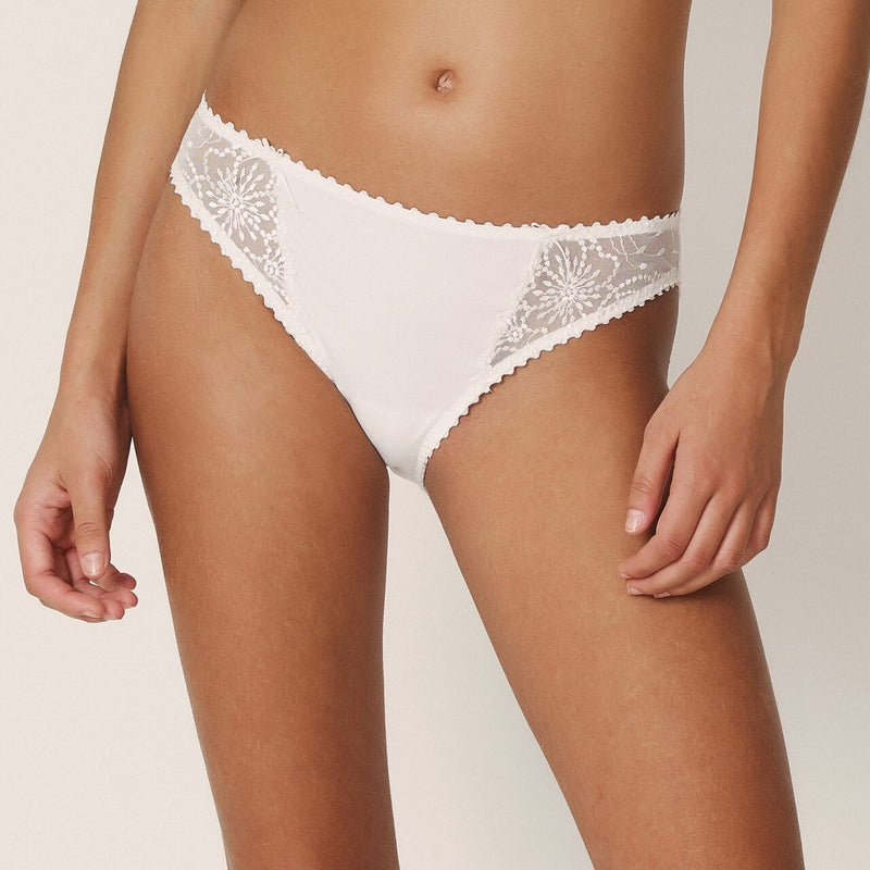 Jane Rio Brief - Ivory