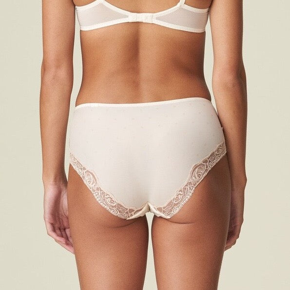 Axelle Shorty Brief - Pearled Ivory