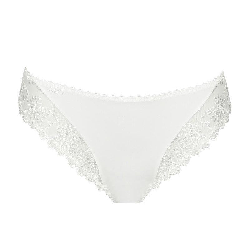Jane Italian Brief - Ivory