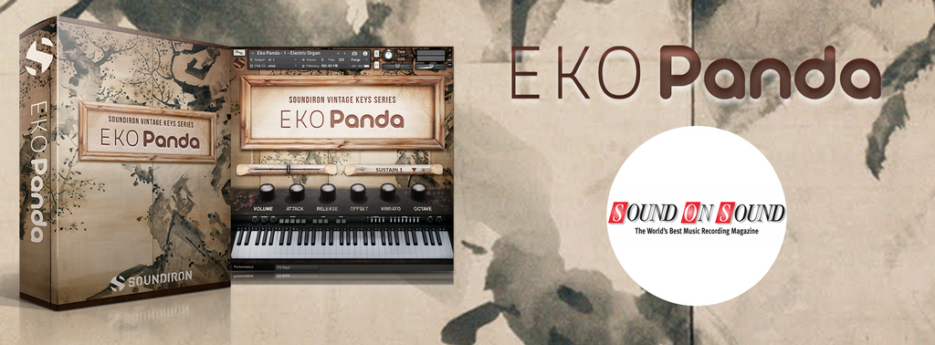 Eko Panda Sound On Sound Review 4/5