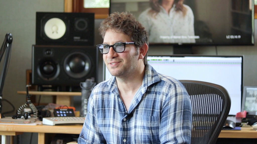 In The Studio With Film/TV Composer Jared Faber – Soundiron