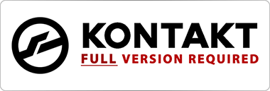This is a standard open-format library for the full retail version of Kontakt. It can't be used in the free Kontakt Player or added to the Libraries rack.
