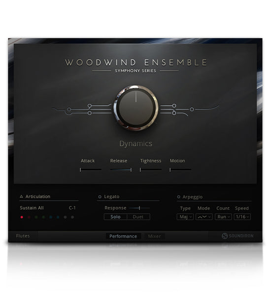 Soundiron Symphony Series Woodwind Collection