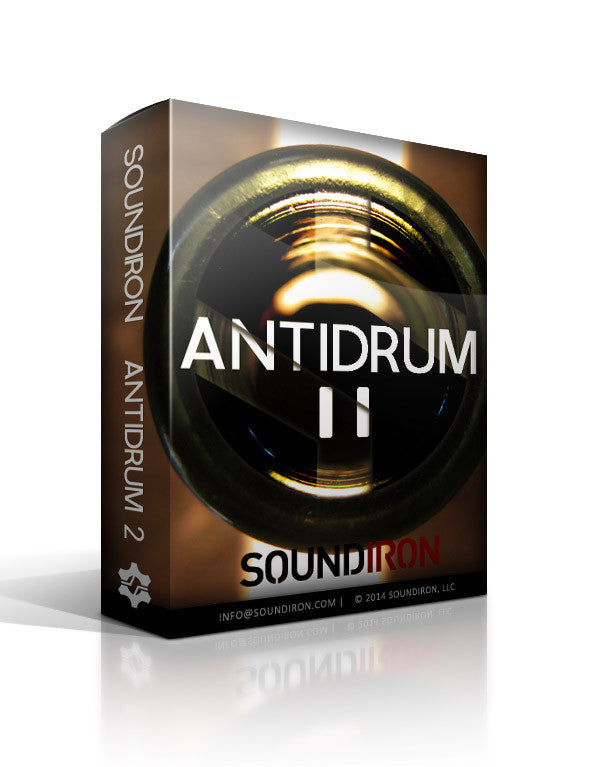 Anti-Drum Bundle -  - virtual instrument sample library by Soundiron