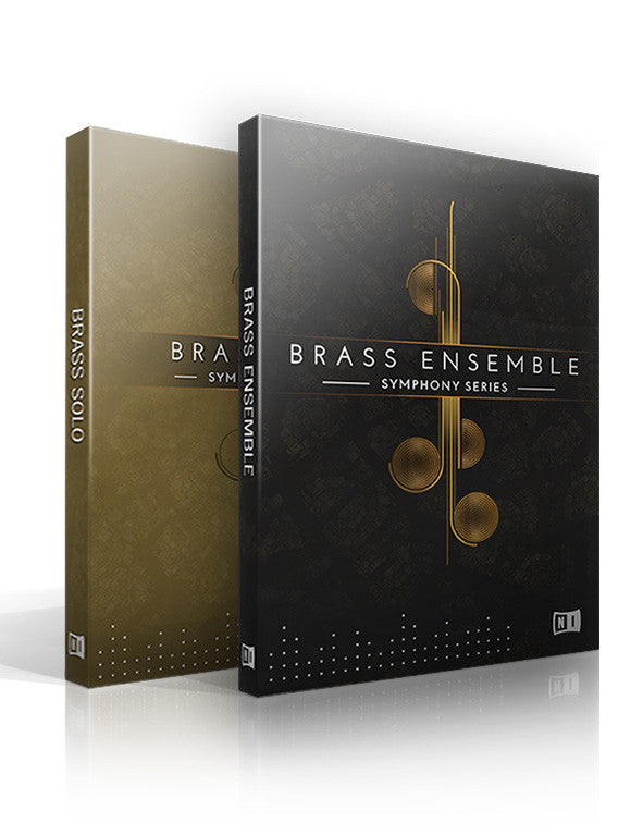 Symphony Series Brass Collection - Brass - virtual instrument sample library by Soundiron