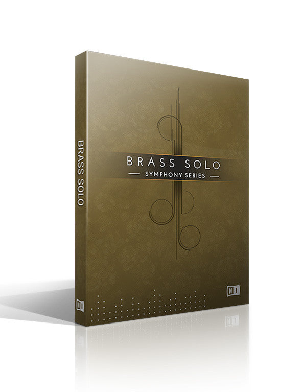Symphony Series Brass Solo - Brass - virtual instrument sample library by Soundiron