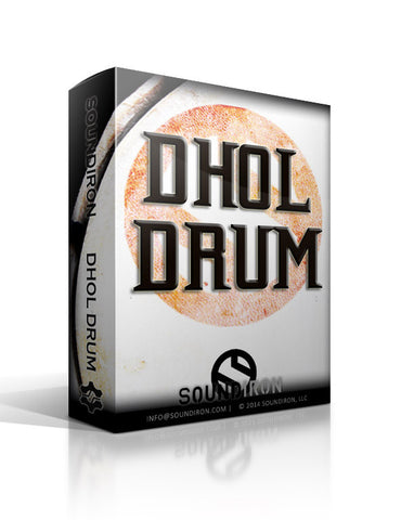 Hand Drum Bundle - Percussion - virtual instrument sample library by Soundiron