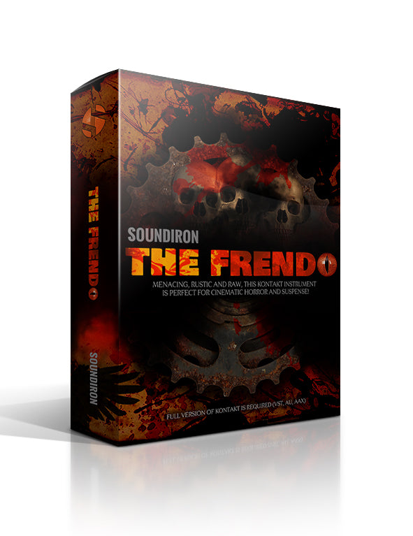 Frendo - Strings - virtual instrument sample library by Soundiron