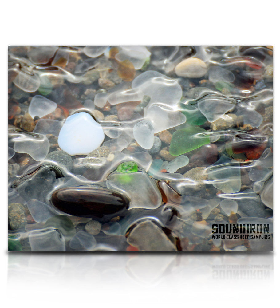Glass Beach - Percussion - virtual instrument sample library by Soundiron