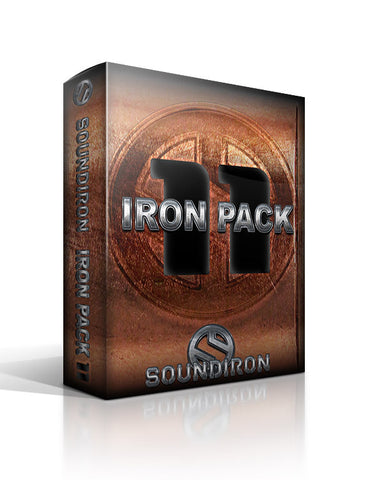 Iron Pack 11 - Irish Penny Whistle - Micropaks - virtual instrument sample library by Soundiron