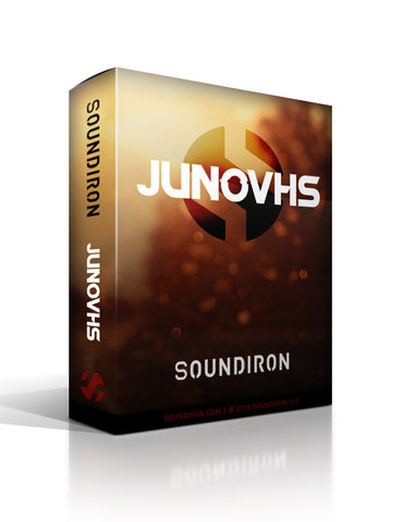 Juno VHS Bundle - Percussion - virtual instrument sample library by Soundiron