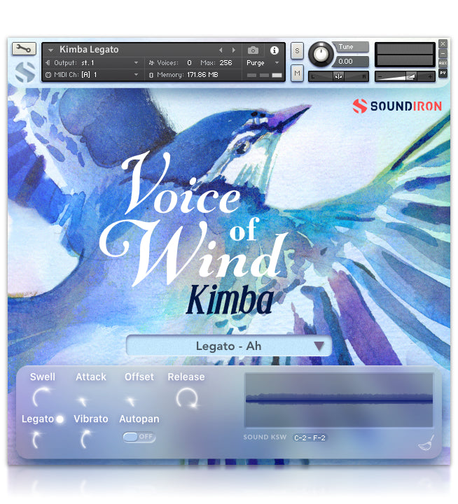 Voice of Wind: Kimba