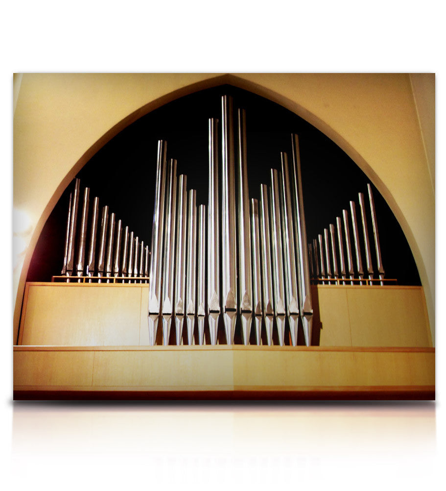 Lakeside Pipe Organ - Pianos and Organs - virtual instrument sample library by Soundiron