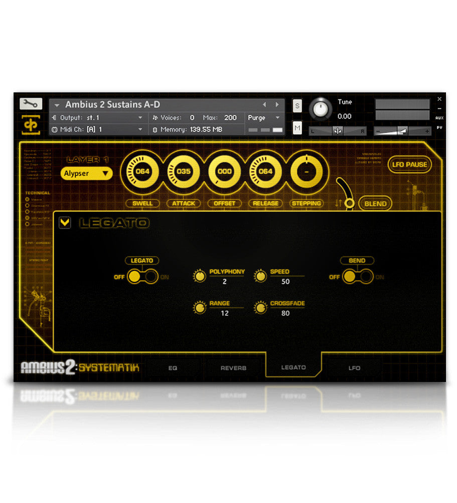 Soundiron Ambius 2 Systematik ambient soundscape collection for Kontakt (open-format)