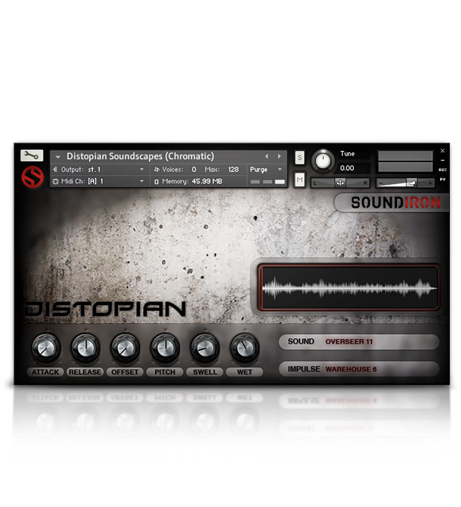 Subways & Streetcars - Sound Effects - virtual instrument sample library by Soundiron