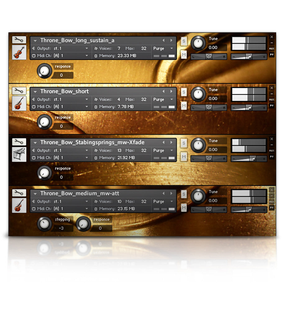 Metal Bundle - Metal - virtual instrument sample library for Kontakt by Soundiron