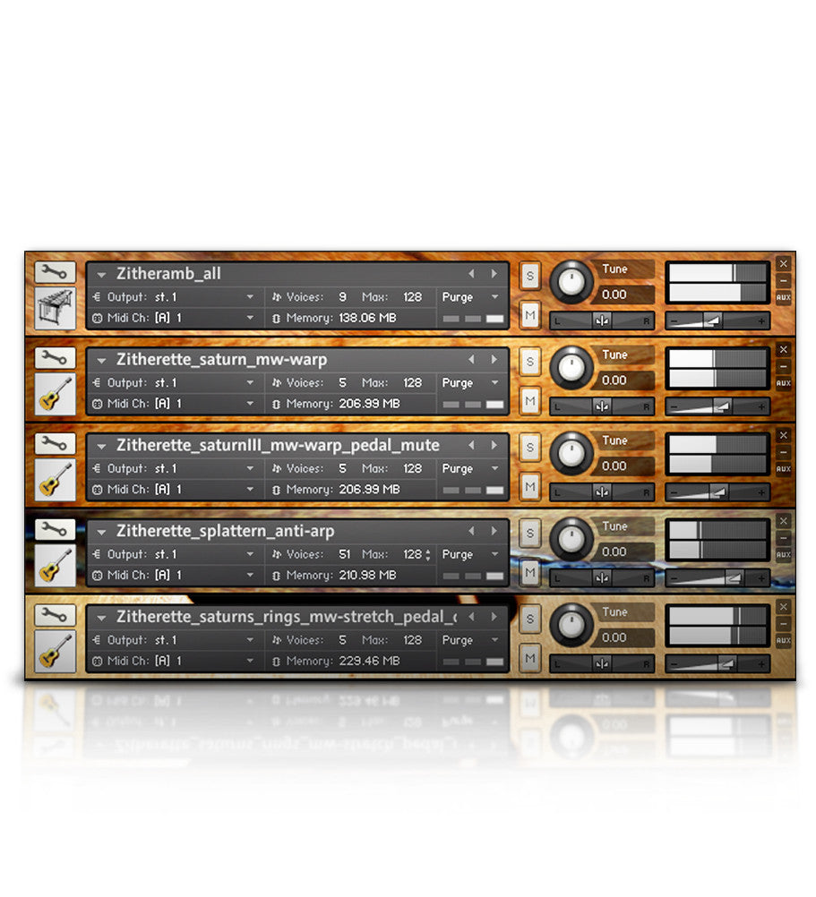 String Bundle - Strings - virtual instrument sample library for Kontakt by Soundiron