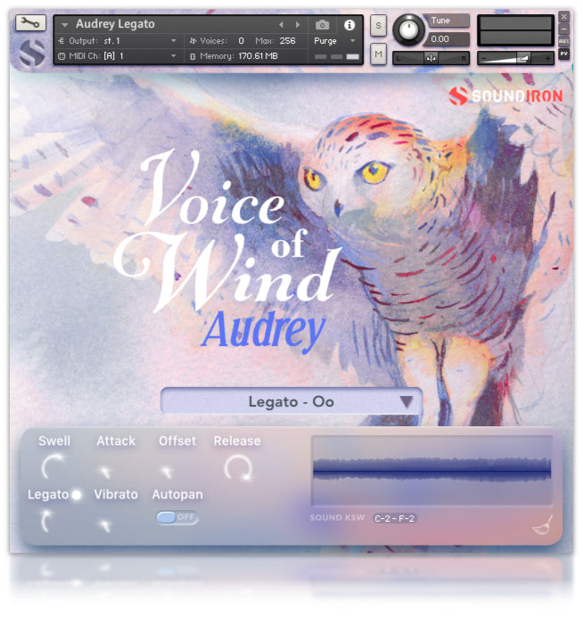 Voice of Wind: Audrey