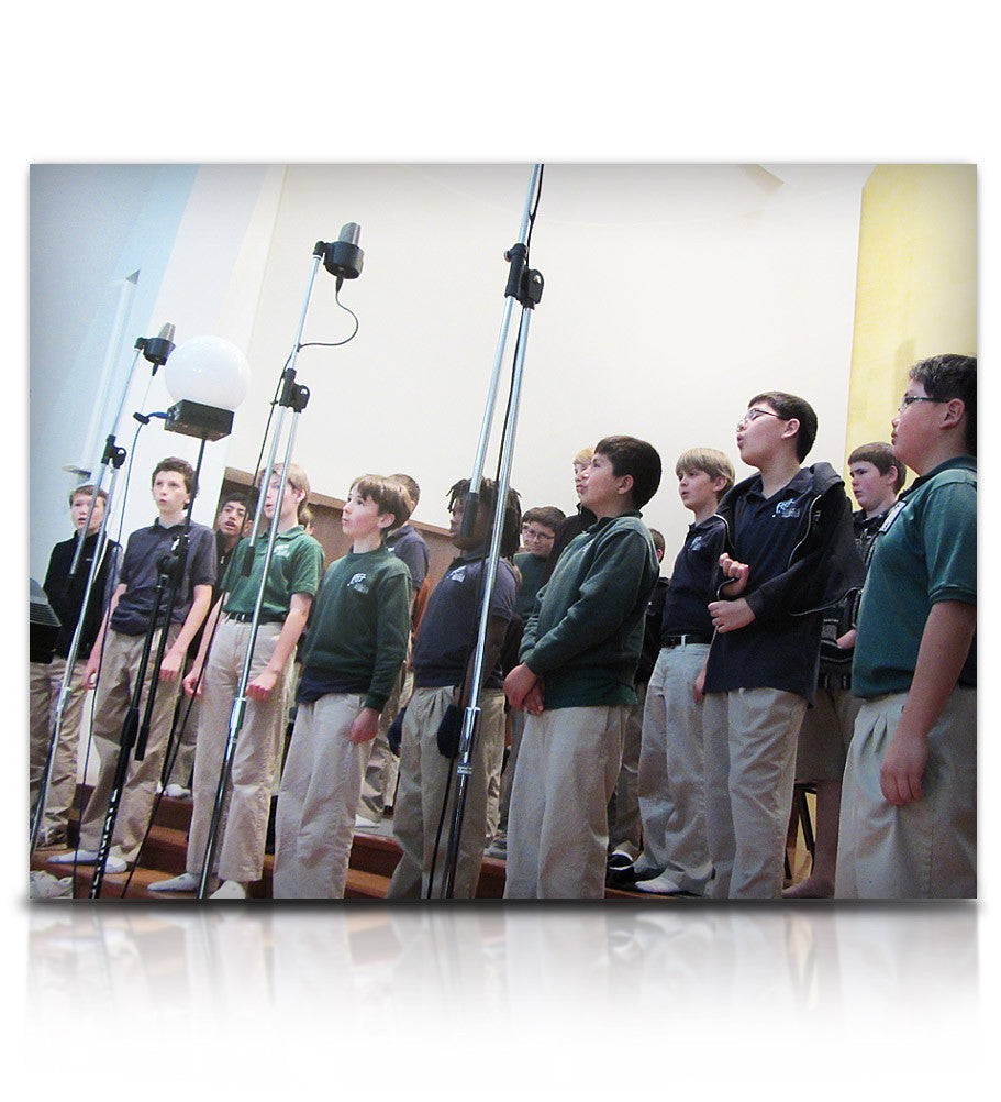 Mercury Symphonic Boychoir - Mercury Series - virtual instrument sample library by Soundiron