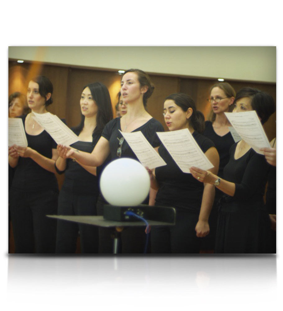 Venus Symphonic Women's Choir - Choir - virtual instrument sample library by Soundiron