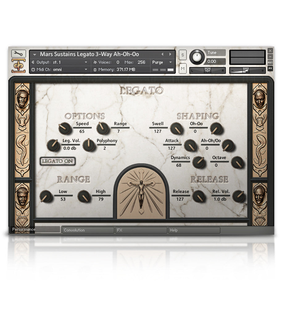 Mars Symphonic Men's Choir - Choir - virtual instrument sample library by Soundiron
