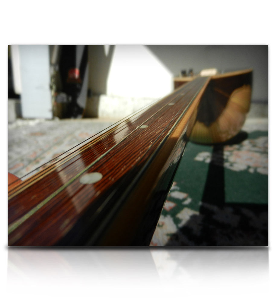 Acoustic Saz - Strings - virtual instrument sample library for Kontakt by Soundiron
