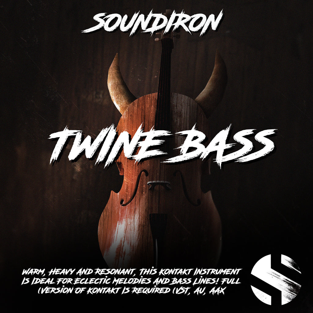 Twine Bass - Strings - virtual instrument sample library by Soundiron