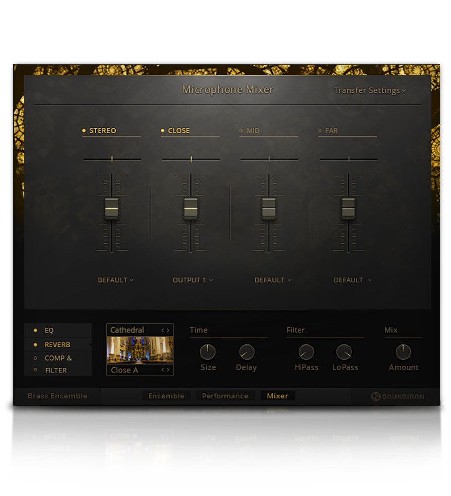 Symphony Series Brass Ensemble - Brass - virtual instrument sample library by Soundiron