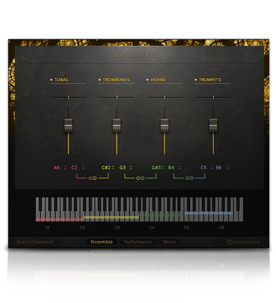 Symphony Series Brass Collection - Brass - virtual instrument library by Soundiron