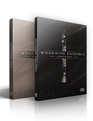 Symphony Series Woodwind Collection - Wind - virtual instrument sample library by Soundiron