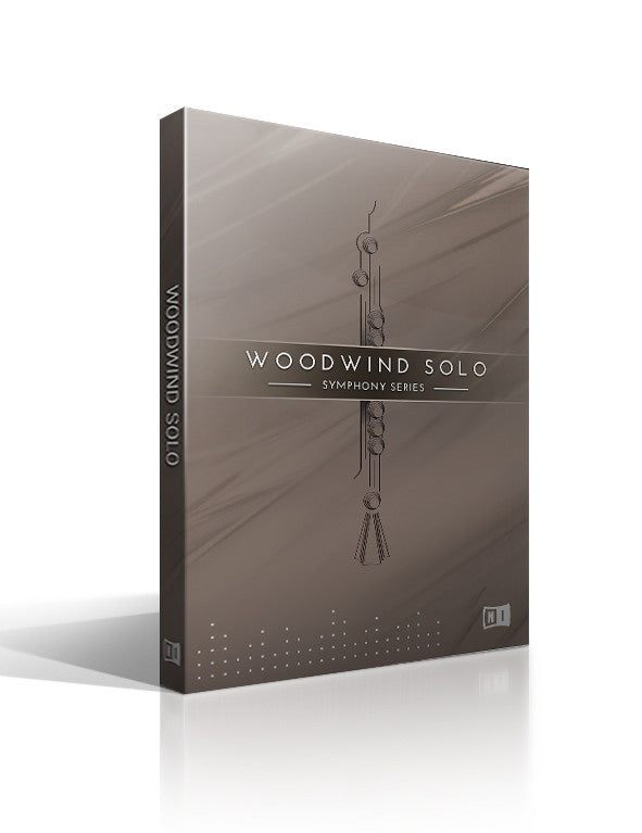 Symphony Series Woodwind Solo - Wind - virtual instrument sample library by Soundiron