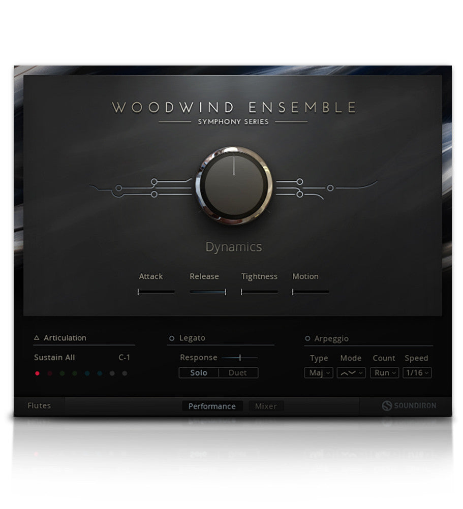 Symphony Series Woodwind Ensemble - Wind - virtual instrument sample library by Soundiron