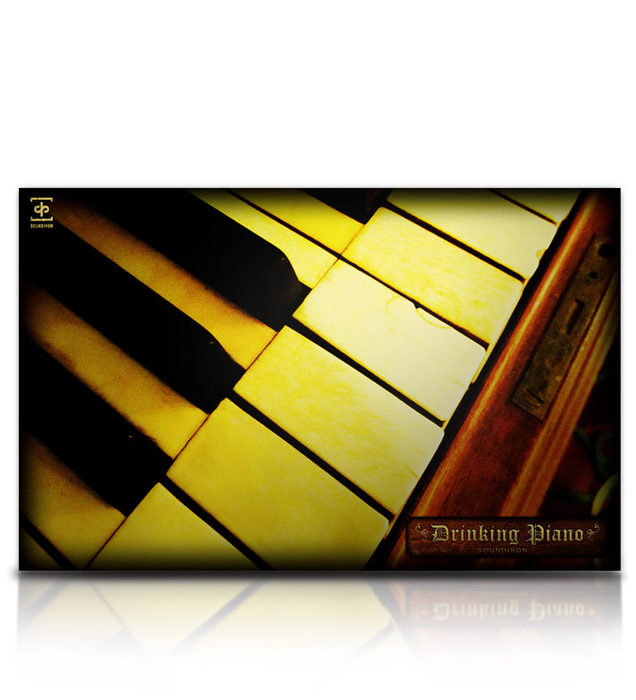 The Drinking Piano - Pianos and Organs - virtual instrument sample library by Soundiron