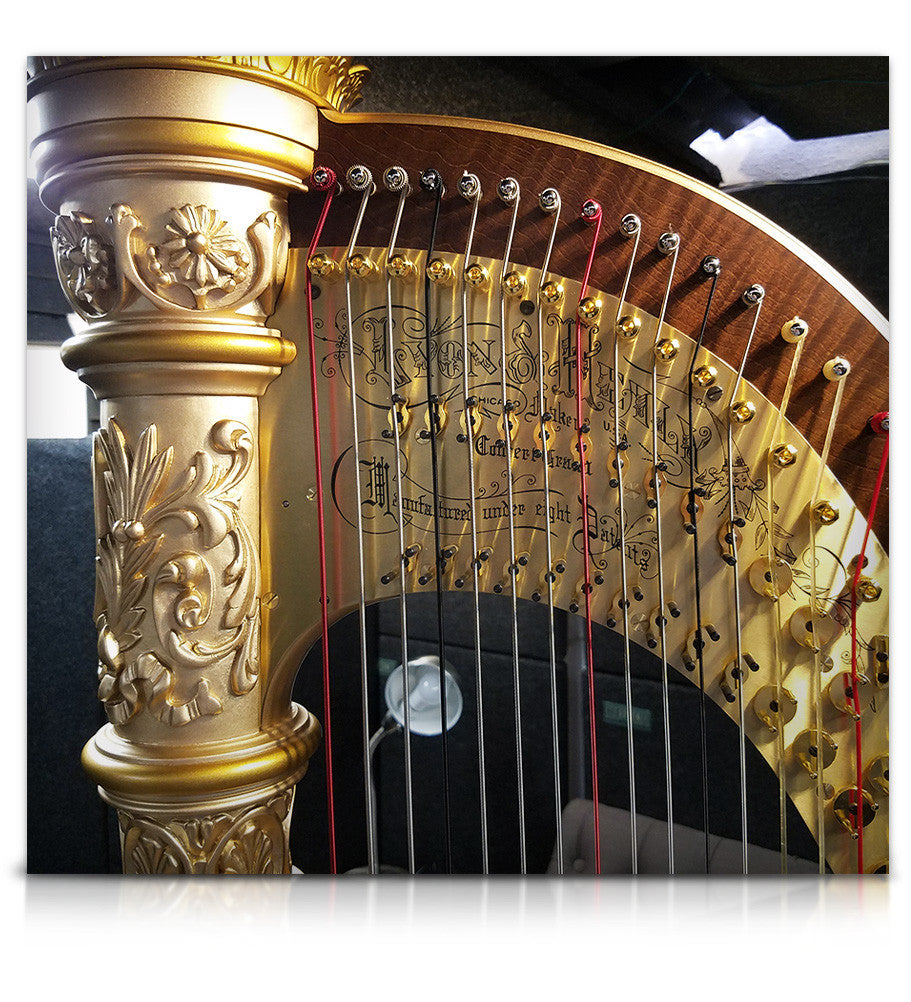 Elysium Harp - Strings - virtual instrument sample library by Soundiron