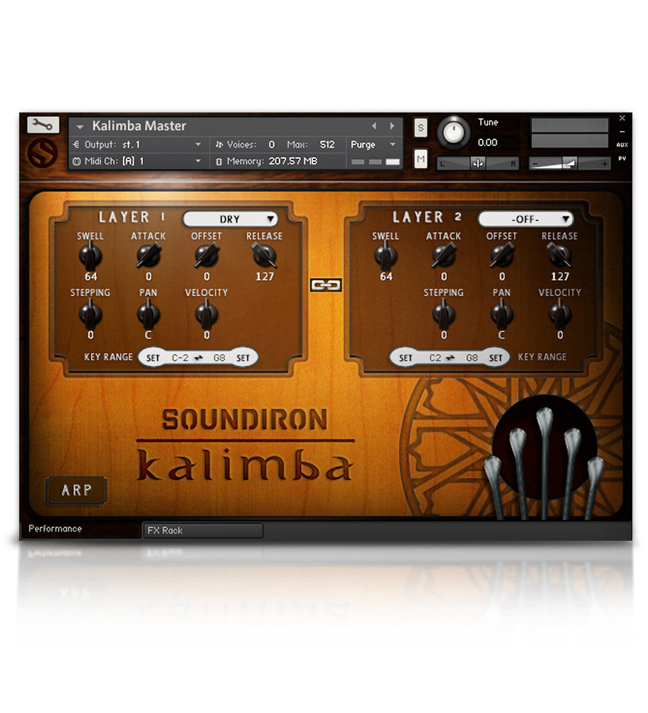 Tuned Percussion Bundle - Tuned Percussion - virtual instrument sample library for Kontakt by Soundiron