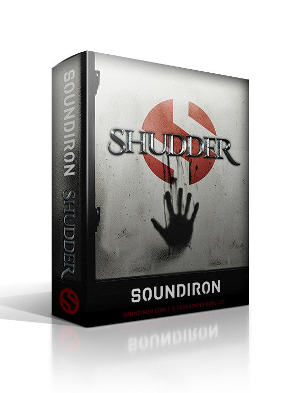 Shudder - Juno VHS Series - virtual instrument sample library by Soundiron