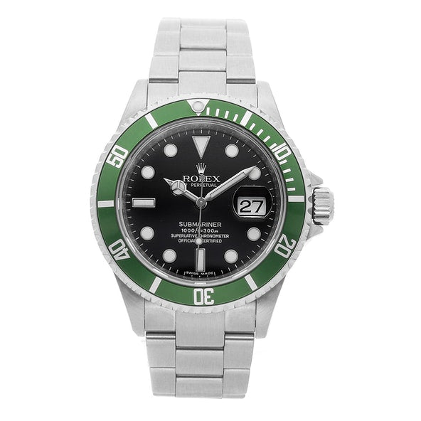 "Rolex Submariner ""Kermit"""