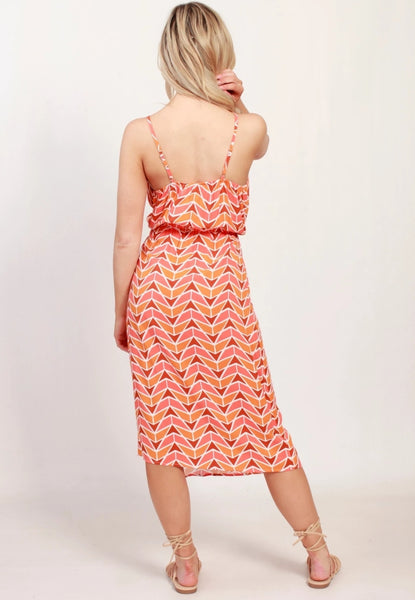 Genny Geometric Dress