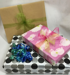 FREE GIFTWRAPPING