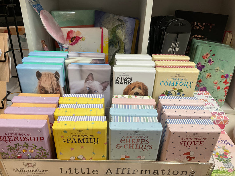 Books, Cards & Stationery