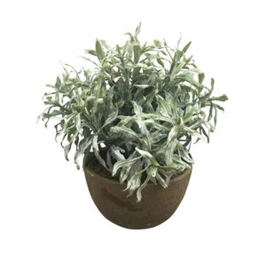 Artificial Plant - Silver Dust