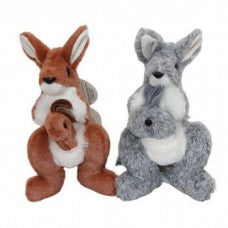 Soft Toy - Kate Kangaroo & Aaron Joey