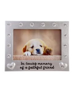 Photo Frame - Dog Memorial