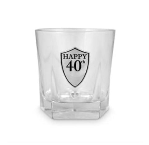 Whisky Glass - 40